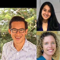 Drs. Meng, Arias Gonzalez and Fitzgibbons