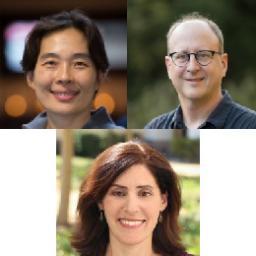 Drs. Kim, Sherman, and Nabi